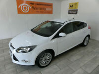 2011 Ford Focus 1.6 TI-VCT (125bhp) Zetec***BUY FOR ONLY £31 PER WEEK***