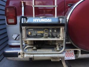 Hyundai HHD 1250 Generator