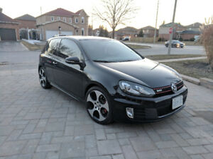 2010 Volkswagen GTI Coupe (2 door)