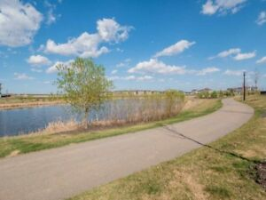 One Bedroom EXECUTIVE FURNISHED Suite in SW - Walkout onto Lake