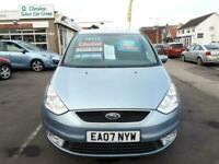 2007 Ford Galaxy 1.8 TDCi Diesel Zetec 7 Seater From £3,395 + Retail Package MPV