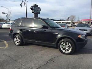 BMW X3 AWD 2.5i**SPORT-TOIT*** 2005