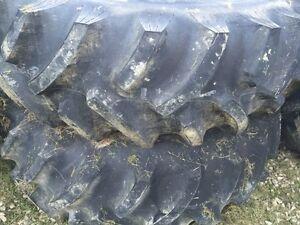 14.9 24 Titan tractor tire Windsor Region Ontario image 1