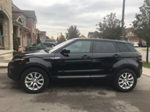 Car lease take over with 0 down payment-2017 Range Rover Evoque