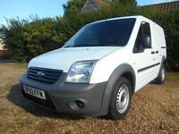 2013 63 FORD TRANSIT CONNECT 1.8TDCI EURO5 1 OWNER 67000 MILES FSH
