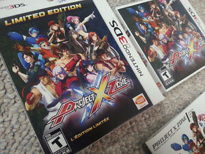 Project X Zone Limited Edition ~ Nintendo 3DS