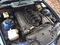 Bmw E36 M3 3.0 engine