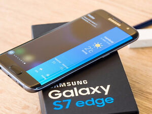 Samsung Galaxy S7 Edge With 32 GB Memory And Case! UNLOCKED!