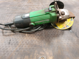 Hitachi 4.5 inch grinder