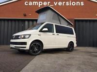2019 VW T6 Transporter Highline Campervan Starry Night   4 Berth   10k miles