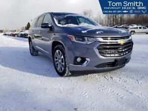 2019 Chevrolet Traverse Premier  - Cooled Seats - $335.67 B/W