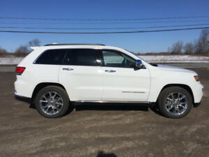 2016 Jeep Grand Cherokee Summit 2016
