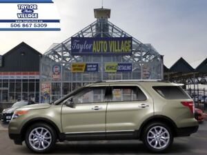 2011 Ford Explorer Limited  - $168.67 B/W