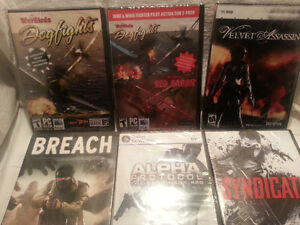 new pc games