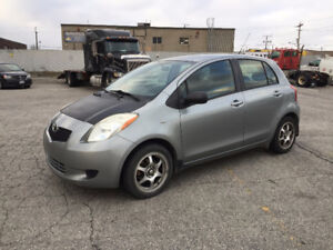 2008 Toyota Yaris LE Hatchback, Automatic, No Accidents