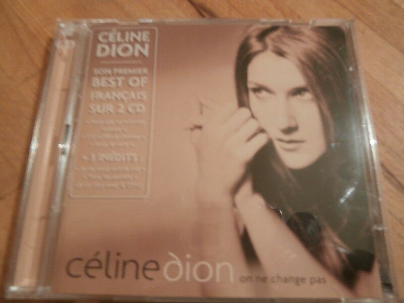 Céline Dion - On Ne Change Pas 2 cd,05
