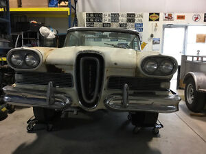 58Edsel convertible