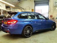 2015 BMW 3 Series 3.0 335d M Sport Touring 5dr Diesel Sport Auto xDrive