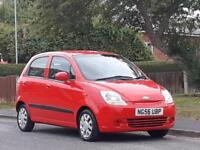 Chevrolet Matiz 1.0 ( a/c ) SE,LONG MOT,LOW TAX,LOW INSURANCE CHEAP TO RUN