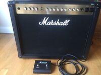 Marshall valve combo amp