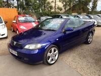 Vauxhall/Opel Astra 1.8i 16v Exclusiv, Convertible