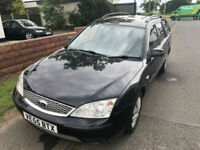 Ford Mondeo 2.0TDCi 115 LX ESTATE 05/55
