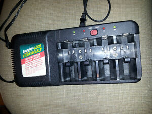 RECHARGEABLE Battery Charger Kingston Kingston Area image 1