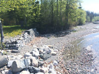 Amazing lakeshore lot in Fort St James