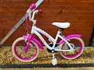 Beautiful little girly bike