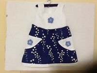 Homemade doll clothes
