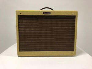 Fender Blues Deluxe Reissue - NEW TUBES, JUST TUNED UP
