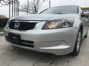 2008 Honda Accord 4dr I4 Auto LX