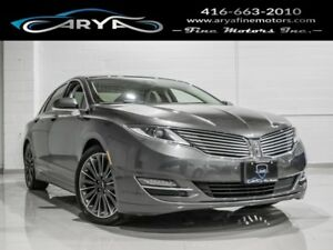 2016 Lincoln MKZ RESERVE PKG AWD PANORAMA ROOF NAVI, BACKUP CAME