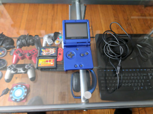 Gameboy Advanced SP Bundle - Only Selling As A Bundle.
