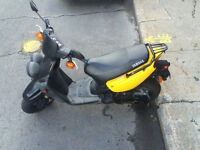 Selling a scooter Yamaha 2009