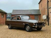 1973 Rover 3500S P6 V8 Manual. Beautiful Car. Lots of Money Spent.