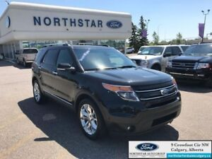 2014 Ford Explorer Limited  - Leather Seats -  Bluetooth - $222.