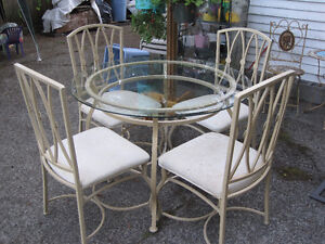 dining tables each  $75.00