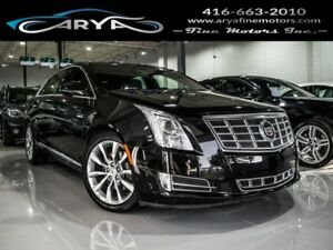 2015 Cadillac XTS Luxury PKG No Accidents One Owner Navi Backup