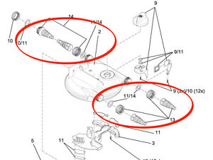 Beipack FiltoClear 3000 / 6000 / 11000 / 15000 Oase Original Ersatzteil 34561