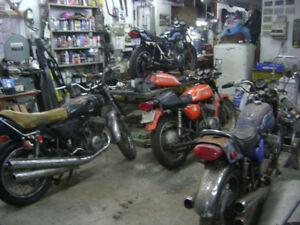 Kawasaki H2 750's