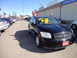 2007 Dodge Caliber SXT Wagon E-TESTED & CERT