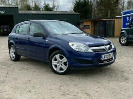 2009 Vauxhall Astra 1.4 i 16v Active 5dr Hatchback Petrol Manual