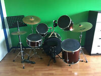DRUM SET - Ludwig accent cs combo