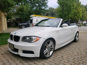 2008 BMW 135 Convertible M Package - Only 107kms