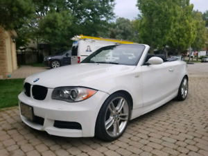 2008 BMW 135 Convertible M Package - Only 106kms