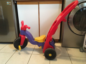 Fisher Price Rock Roll n Ride Trike (gently used)