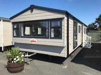 New 8 Berth Static Caravan For Sale Sited On A Family Park in Rhyl