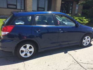 2004 Toyota Matrix - New All Season & Winter Tires on Rims