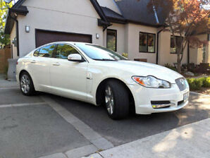 2009 Jaguar XF Luxury 4.2-Litre V8